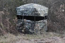 Bow Ground Blind Amazon Com Primos Double Bull Bullpen Ground Blind Camouflage