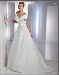 wedding dress the shoulder satin the shoulder draped wedding gowns 2014 trendy mods