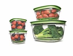 amazon com rubbermaid 7j93 produce saver square food storage