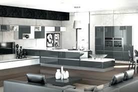 cuisine avec bar ouvert sur salon cuisine americaine avec bar modale de cuisine amacricaine modele de