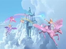 barbie magic pegasus 2005 barbie movies