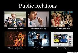 Do Memes - the what i actually do meme public relations derek devries