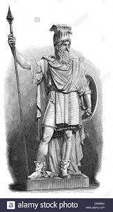 in norse mythology odin was the ruler of heaven and earth the