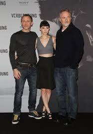 daniel craig rooney mara and david fincher brought the with