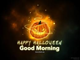happy halloween image good morning happy halloween pictures photos images and pics