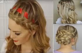 fancy chin length hair fantastic braided hairstyles for medium length hair youtube braids