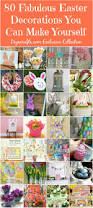 Easter Centerpiece Decorations by 80 Fabulous Easter Decorations You Can Make Yourself Diy U0026 Crafts