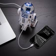 R2 D2 Usb 3 0 Charging Hub Thinkgeek