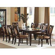 amazon com steve silver company antoinette dining table with 24