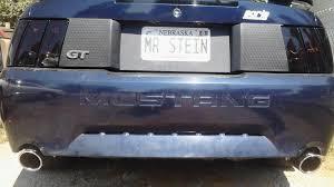 99 04 mustang exhaust borla mustang atak cat back exhaust 140458 99 04 gt mach 1