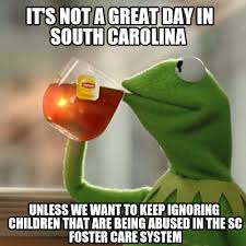 South Carolina Memes - meme creator it s not a great day in south carolina unless we want