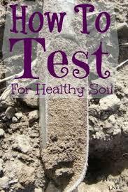 Garden Soil Types - soil type test burke u0027s backyard gardening pinterest