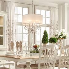 Dining Room Chandeliers Pinterest Adorable Best 25 Drum Shade Chandelier Ideas On Pinterest At