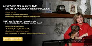 wedding planner certification online become a certified wedding planner