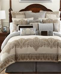 Macys Bedding Waterford Colebrook Collection Bedding Collections Bed U0026 Bath