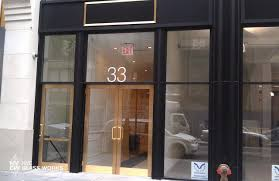 store front glass doors storefront installation replacement repair nyc glass works
