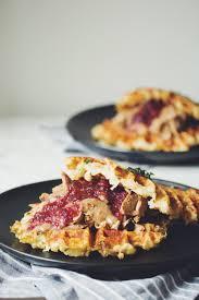 vegan thanksgiving waffles for food