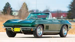 1440 the fan green bay super bowl i mvp bart starr s 1967 corvette convertible going to