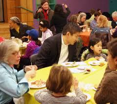 agassiz baldwin community thanksgiving potluck feast agassiz
