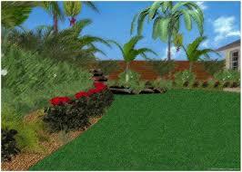 backyards stupendous artistic impression of garden section 50