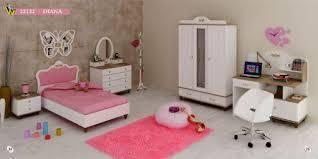 Modular Furniture Bedroom Diana Teens Bedroom Set