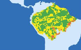 Ecuador On World Map by Amazon Rainforest A U0027jungle U0027 That U0027s Critical For Food