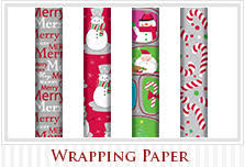 cheapest place to buy wrapping paper christmas at menards