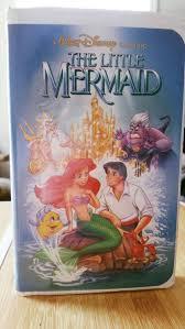 best 25 little mermaid vhs cover ideas on pinterest little