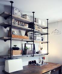 diy shelving ideas easy to make u0026 easy on the budget