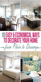 remodelando la casa 10 easy and economical ways to decorate your home