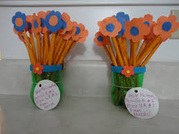 Pencil Vase Nisha U0027s Creative Arts And Crafts Pencil Vase For Teacher