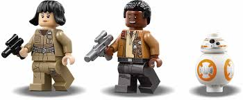 leaked 2017 lego star wars the last jedi box sets geek culture