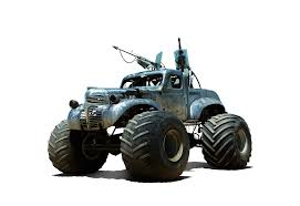 the bigfoot monster truck fury road vehicles the bigfoot