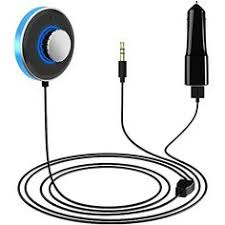 Portable Aux Port For Car Aukey Portable Wireless Bluetooth 4 1 Audio Receiver Adapter