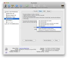 format hard drive exfat on mac apple released exfat support in os x 10 6 5 update