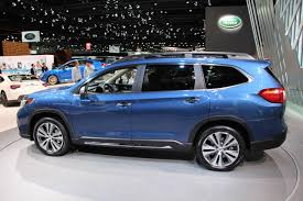 subaru nissan the 2019 subaru ascent is made for americans and their american