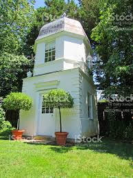 william paca house and garden in colonial annapolis maryland usa