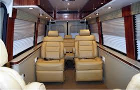 Conversion Van Interiors Business U0026 Family Traveler