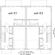 modern studio plans modern duplex house plans studio house plans