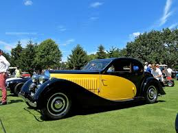 1936 bugatti type 57 ventoux at the concours of america mind