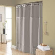 Grey Shower Curtains Fabric Stylish Inspiration Grey Fabric Shower Curtain Creative Ideas Buy