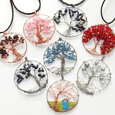tree of jewelry meaning tree of pendants necklaces meaning