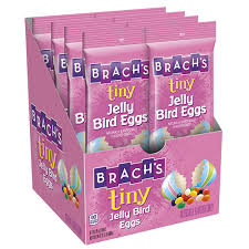 brachs bunny basket eggs brach s tiny jelly bird eggs 3 oz bag great service fresh