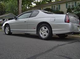 2004 chevrolet monte carlo ss low miles