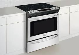 Slide In Cooktop Frigidaire Fgis3065pf 30 Inch Gallery Series Slide In Electric