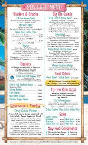 19 best allergy menu images on pinterest menu allergies and