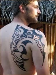 Tribal Torso - pictures ideas designs reviews side torso