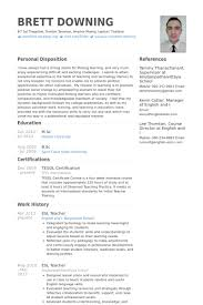 Resume Samples For Teaching by Esl Teacher Resume Samples Visualcv Resume Samples Database