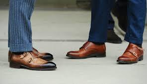 light brown monk strap shoes men s formal dress shoe guide the idle man