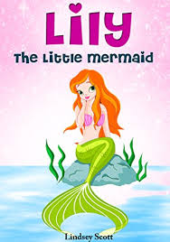 books kids lily mermaid mermaid books kids